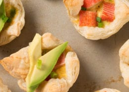 Simply-Surimi-Avocado-Tartlets