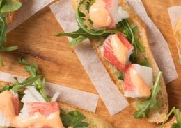 Simply-Surimi-Spicy-Crostini