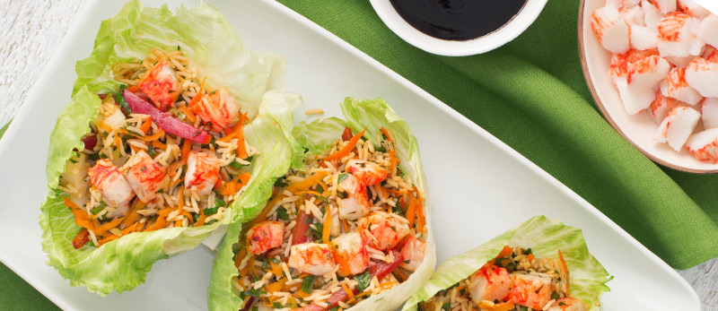 Asian-Crab-Classic-Lettuce-Cups