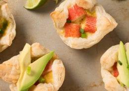 Simply-Surimi-&-Avocado-Tartlets