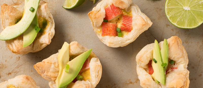 Simply-Surimi-&-Avocado-Tartlets