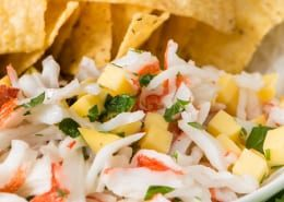 Labour-Day-Mango-and-Crab-salad-with-corn-chips-003
